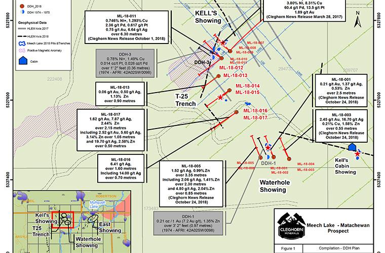Cleghorn Intersects 1 62 g/t Au, 7 87 g/t Ag & 2 44 % Zn